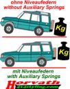 Auxiliary Springs Mitsubishi