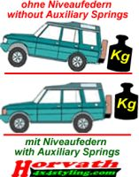 Auxiliary Springs Jeep
