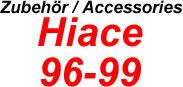 Hiace 96-99