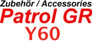 Patrol GR Y60 88-97