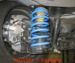 Niveauregulierungsfedern (verstärkte Spiral-Ersatzfedern) Mercedes E-klasse / E-klasse Estate W210 Bj. 06.95-09.02