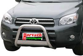 "Rammschutz Edelstahl Typ ""U2-63"" Dm= 63mm, Toyota Rav4 XA3 06-09"