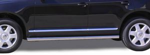 """side steps Typ """"76A"""" stain-steel, DM= 76mm, VW Touareg 07-10"""