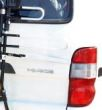 """ski- snow-board and bicycles-rear-carrier Type """"WT"""" for Toyota Hiace 96-, Maximum load 60 kg"""