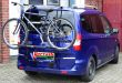 """ski- snow-board and bicycles-rear-carrier Type """"WT"""" for Ford Transit Connect / Tourneo Connect My.: 12.02-"""
