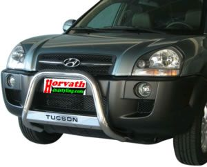 "bull bar stain-steel Typ "" U2-63"" dm= 63mm,  Hyundai Tucson, year 2004-2014"