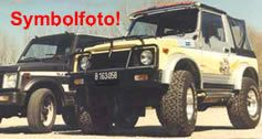 Höherlegungs-Niveaufedern hinten +30mm Mitsubishi Pajero V60 Bj.: 00-06