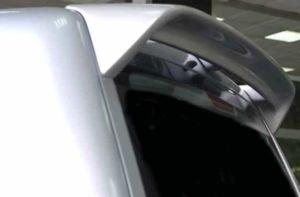 Heckspoiler Mitsubishi Pajero V60 Bj. 00-07, grundiert (muss lackiert werden)