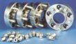 "Wheel Spacers (4x) Jeep Grand Cherokee WJ/WG 99-05, hole-circle 5/127/71,6 fitting 0,5"" UNF"