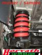 Interactive Suspension (Air-Helper-Springs Additional) Opel Frontera Bj. 98-