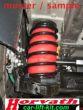 Niveau-Luftfedern (Luft-Zusatzfedern) Opel Frontera Bj. 98-