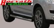 stain-steel side-steps, hand-polished Citroen C-Crosser 07-