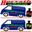 Niveau-Luftfedern (Luft-Zusatzfedern) Nissan Primastar...