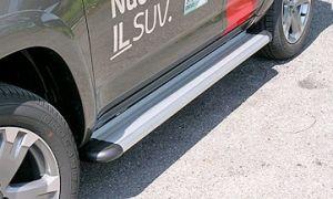 Alu-Trittbrett Toyota Rav4 4WD 10-13