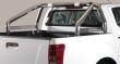 stain-steel roll bar DM= 76mm, Isuzu D-Max 4WD, 4-doors,...