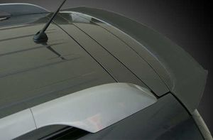 Heckspoiler Mitsubishi Outlander Bj. 07-, Polyurethan grundiert (muss lackiert werden, ohne Bremsleuchte)