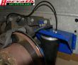 Wohnmobil Hochleistungs-Niveau-Luftfedern, ALKO Chassis Bj. 01.02-01.06, mit Doppelachse / Tandemachse