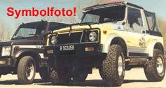 Höherlegungs-Niveaufedern +60mm Suzuki Jimmny Benzin, FJ Bj. 10.98-