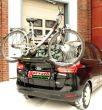 "ski- snow-board and bicycles-rear-carrier Type ""WT"" for Ford B-Max My. 08.12-, with rear flap, no trailer hitch required"