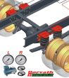 High-level Interactive Suspension, 4x, extra strong,...