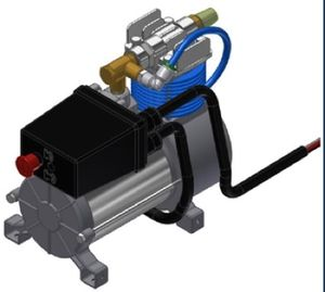 high-performance compressor 24V