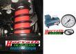 Niveau-Luftfedern (Luft-Zusatzfedern) Nissan NP300, D23, Pickup, 4-türig, Bj. 2015-, für Modell mit Spiralfedern hinten