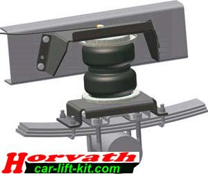 High-level Air-Springs Light truck, truck - not found ? Ask us!