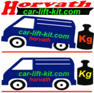 Niveauregulierungsfedern / Zusatzfedern Fiat Ducato 30,33,35, Typ 250 Bj.: 06.06-
